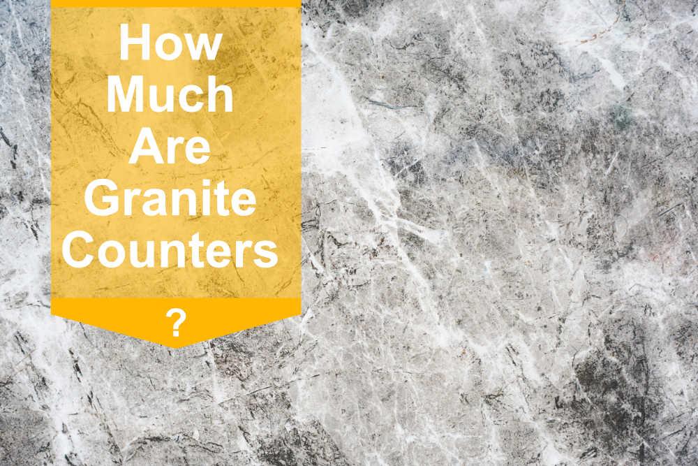 granite countertop cost